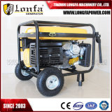 3.6kVA 170f einphasig-luftgekühlter beweglicher Treibstoff-Generator mit Qualität