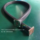 Unità flessibile senza fili della guida di onde di torsione di telediffusione