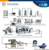 Impianto di imbottigliamento acqua potabile/del minerale automatico/riga