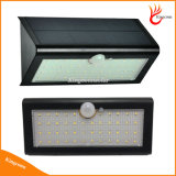 800LM اللاسلكية 46 LED الطاقة الشمسية ليلة الأمن الخفيفة الجدار في الهواء الطلق ضوء 4 في 1 وسائط استشعار الحركة Soalr حديقة مصباح