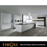 Armadi da cucina contemporanei pronti con il disegno Tivo-0172h dell'isola