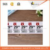 Sticker van het Etiket van de Verkoop van de Fabriek van het Ontwerp van de Douane van de Besnoeiing van de matrijs de Directe Hete