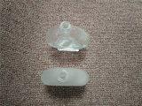 frasco de perfume de vidro Klc-10 da geada oval da forma 100ml