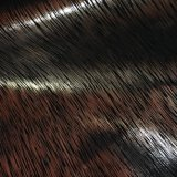 Блестящие экзотические синтетических PU кожа для обуви сумки Hx-B1738