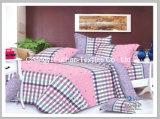 Beddegoed Vastgestelde T/C 65/35 van de Dekking van Koningin Size Polyester Custom Print Dekbed van het Huis van China Suppiler het Textiel Kleurrijke Goedkope
