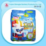 Bloqueo estanco barato tema de la humedad de la bolsa de pañales para bebés
