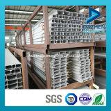 Perfil de alumínio da extrusão da porta do indicador da liga da venda direta 6063 da fábrica