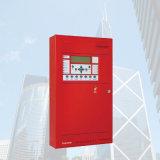 As1420-10火災報知器のエリート[H] 2ループパネル赤いW/EnetのネットワークカードAs1425-10