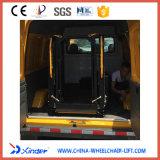 Automobilrollstuhl-Aufzug für Van oder MPV mit Cecertificate und Nutzlast 350kg