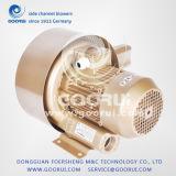 5.5kw de Ventilator van de Lucht van de Hoge druk van de Verluchting van de Vijver van vissen