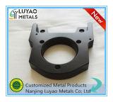CNC da precisão do alumínio 6061 que faz à máquina com revestimento do pó