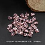 Точка назад Rhinestone украшения решений Chaton Swaro Crystal Crystal валик клея (ТБ-центре 27мм)
