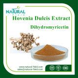 순수한 Dhm Dihydromyricetin 분말 정액 Hoveniae 추출 플랜트 추출