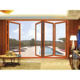6 portelli pieganti interni ritrattabili di vetro di Lowes del comitato