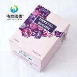 Schönes Kasten-Drucken mit Lot von UV für Crytal Blüte