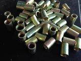 炭素鋼(00210)が付いているSAE 100r2atのホースのためのフェルールの付属品