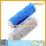 Amorçage de couture tourné par 100% coloré de polyester sur de petites bobines