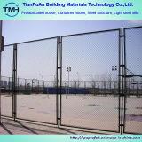 Maschendraht-Zaun-Straßenbau-Sicherheits-Ineinander greifen galvanisiert, Ineinander greifen einzäunend