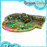 Plasricは魅力装置の主題の遊園地の子供の運動場を滑らせる