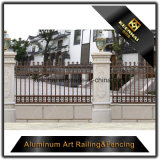Security Villa Aluminium Garden Fence for Decoration