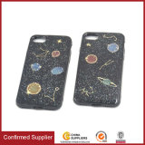 New Stars and Constellations Drop Rubber Housse de téléphone portable