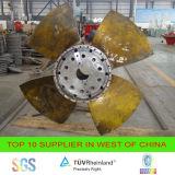 Сила Plant/500kw 1000kw 2000kw EPC /Shpp/Hydro турбины Pelton генератор 3 участков