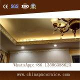 Het mooie Afgietsel van de Kroonlijst van het Plafond van Pu/het Afgietsel van de Kroon van het Polyurethaan
