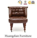 Luxuxentwurfs-Gaststätte-Möbelpub-Möbel-büscheliger Stuhl-Lehnsessel (HD462)