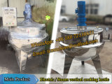 Chaleira de cozinha com 500 litros para produção de geléia