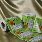 Оптовая торговля пользовательские Self-Adhesive высокого качества печати наклейки этикетки