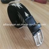 Cinghia anelastica della tessitura di disegno semplice e cinghia rotonda dell'inarcamento