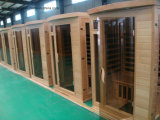 Un Sauna sec en bois massif de la vapeur Sauna pour 1 personnes