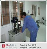 Facile de contrôler la poudre de gypse de décisions de la machinerie