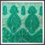 Nylon земной шнурок вышивки Sequins