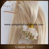 Il micro russo all'ingrosso del Virgin borda le estensioni dei capelli