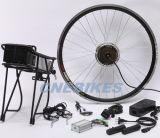 36V 250W elektrischer Fahrrad-Konvertierungs-Installationssatz mit 36V 10ah Lithium-Batterie