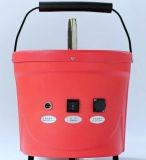 Batteria intelligente della macchina di Shuttlecock di volano del microcomputer inclusa