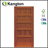 固体木のドア(固体合成の木製のドア)