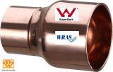 똑바른 연결 구리 15mm
