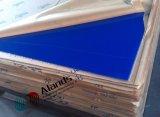 半透明な鋳造物によって着色されるアクリルシート