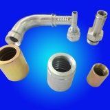 Acier ou Ss de raccords de tuyauterie pour tuyau hydraulique