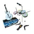 WRock Band-Trommel stellte für Nintendo Wii/Meißelhammer Sony-PS2/Sonys PS3elder ein (205154)