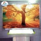 Mur polychrome d'intérieur du lancement 7.62mm LED Display/LED TV de Pixel