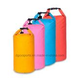 Sac imperméable à l'eau de sports avec le sac sec de courroies augmentant le matériel campant