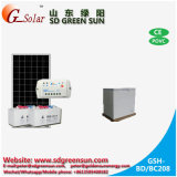 Солнечный замораживатель холодильника 208L DC для домашней пользы