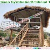 Плитки толя 16 Thatch разрешения пальмы искусственного Thatch Thatch синтетического пластичные