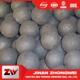 Bola de pulido de la minería aurífera para el molino de bola