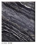 Wooden noir Marble Slab et Tile (noir en bois antique) (JL-2006)