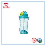 Fles van het Water van de Sport van het Stro van BPA de Vrije Plastic pp 12oz