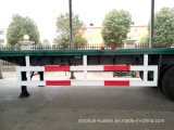 Sinotruk BPW Flat-Bed Eje 3 Trailer 40 FT Container semi remolque